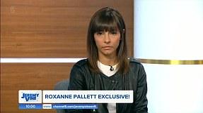 """Entschuldigung: Roxanne sagte: """"Ich habe es völlig falsch verstanden"""" und hofft, dass Ryan ihr vergeben wird"""