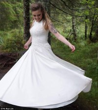Norwegian couple wed in the first Viking wedding in 1000 ...