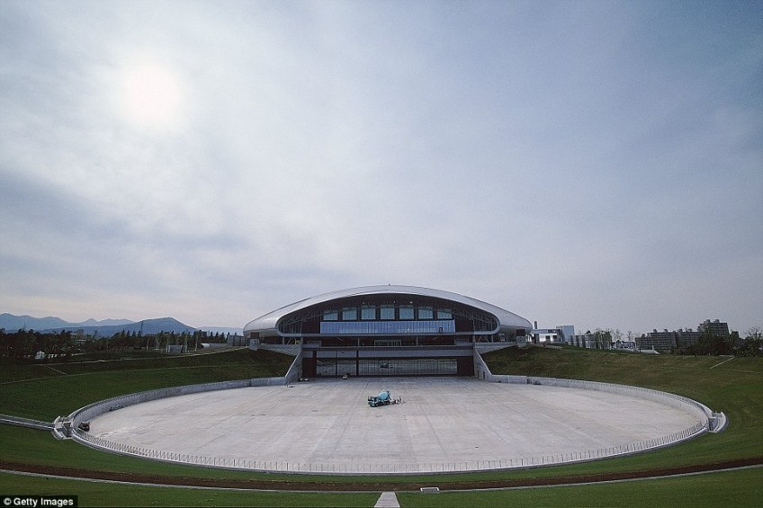 The Sapporo Dome is one of the most aesthetically-pleasing venues for the 2019 Rugby World Cup in Japan