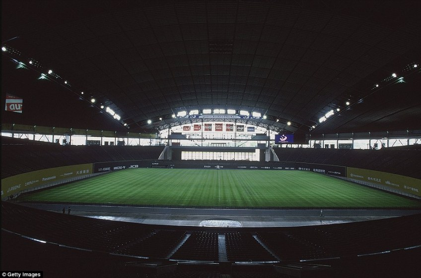 An intimate, intense atmosphere is created inside the Dome which is certain to drum up a raucous crowd next year
