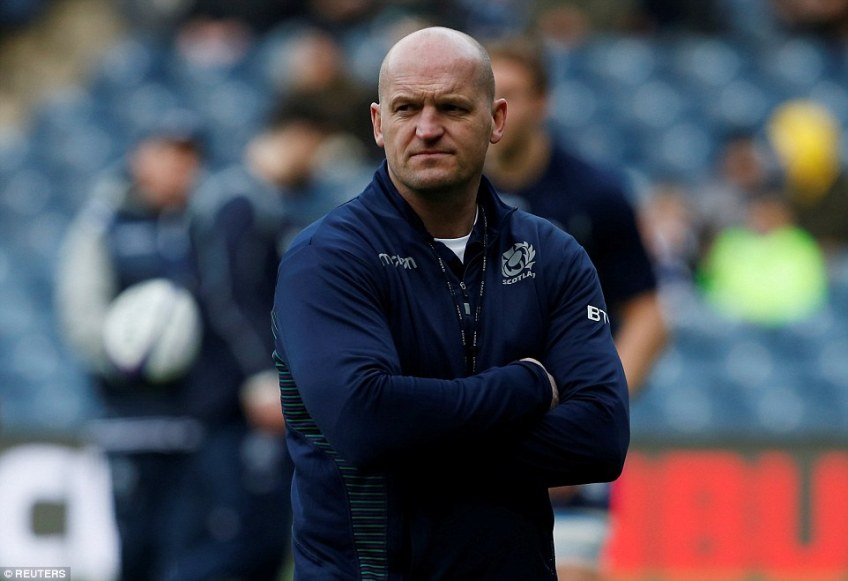Gregor Townsend's team have a potentially tricky pool — Ireland, Samoa, minnows Russia and hosts Japan — to get out of