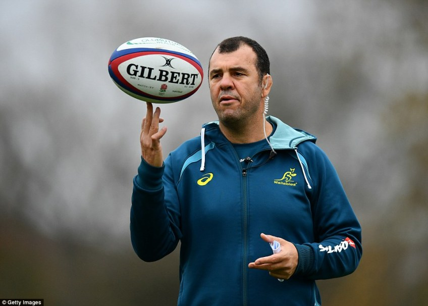 New Zealand have smashed the Wallabies twice and Michael Cheika is under severe pressure from the Aussie media