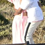 Beyonce and Jay Z Boo'ed up in Sardinia