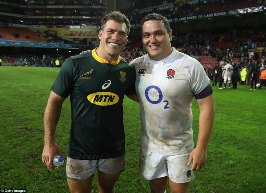 If Schalk Brits makes the World Cup he will be the happiest man in Japan, having never really hit the heights for his country