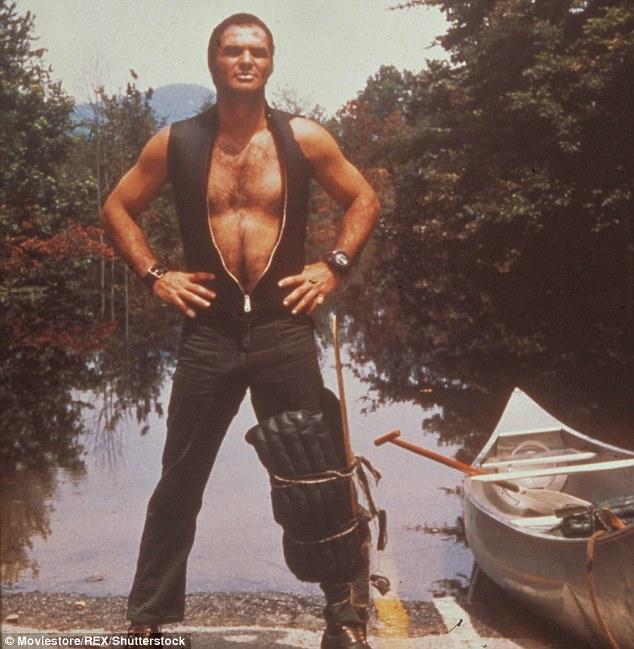 """Reynolds a cité comme meilleur film le """"Deliverance"""" (1972), nominé aux Oscars du réalisateur John Boorman."""