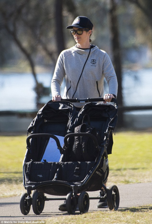 Kristen Dawson (pictured) is close to her mother Joanne Curtis and lives on Sydney's northern beaches. She has grown up with accusations of murder being leveled at her father Chris