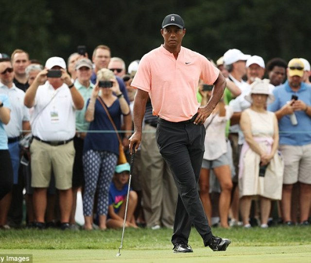 Woods Has Primarily Tried To Avoid Controversy But He Did Not Hesitate To Support Nike