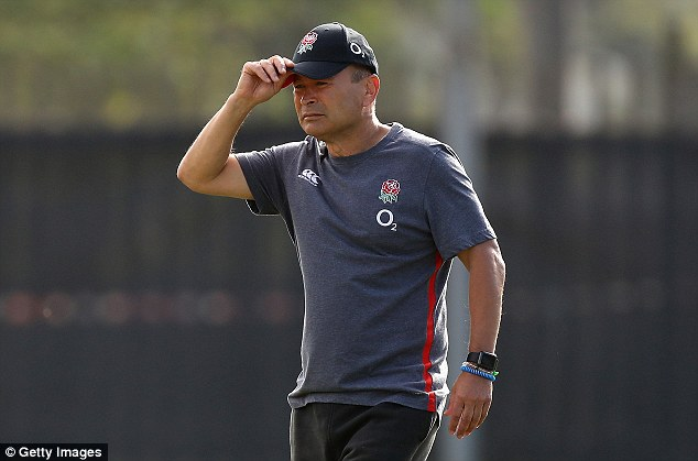 Eddie Jones' World Cup preparations are being undermined by turmoil at the RFU