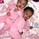 Check out Chicago West and Stormi Webster in cute photo