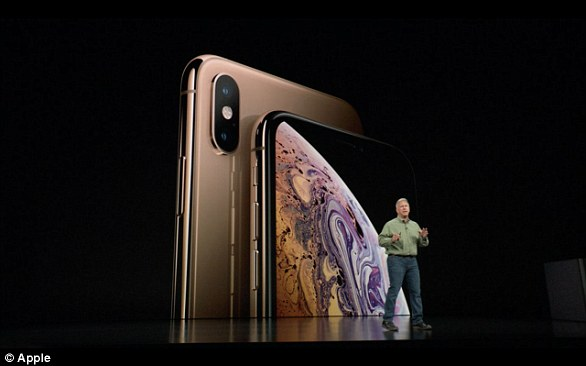 Apple launched itsiPhone XS and XS Max flagship devices at an event in San Francisco on September 12