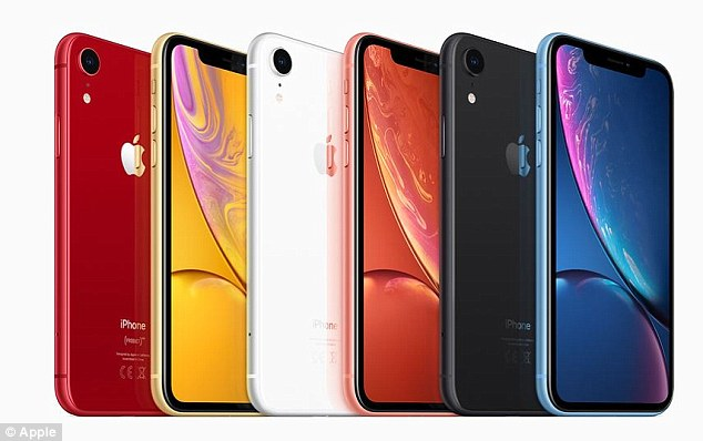 If you want to get your hands on Apple's 'budget' iPhone XR, you'll have to wait a little longer. Pre-orders for the phone begin October 19th and the device won't hit stores until October 26th