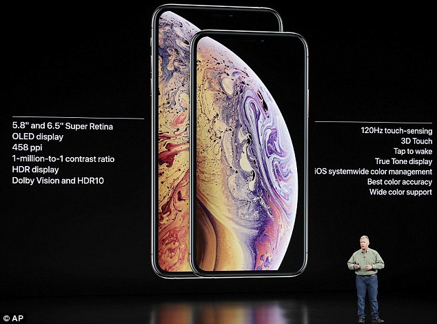 After weeks of speculation, Apple confirmed today that it is calling its new devices the iPhone XS and XS Max – and even accidentally leaked the information hours ahead of launch. Despite the impressive specs, Twitter users weren't thrilled about the names