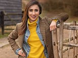 Photographers are said to have thought Loose Women panellist Miss Khan, 48, was Miss Rani, 40 (pictured)