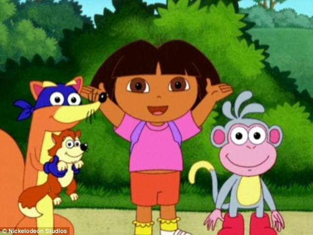 Coming soon! The live-action Dora The Explorer movie is due for release in August 2019