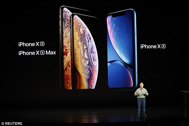 Facing a month-long wait, some consumers might end up springing for the 6.5-inch XS Max, as it's bigger than the 6.1-inch XR. Either way, it's a win-win situation for Apple