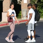 Katie Holmes and Jamie Foxx work out together in Atlanta