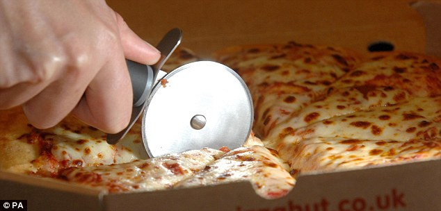 Pizza sizes must be reduced to stop children getting obese, new recommendations state