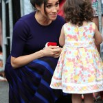 Will Meghan Markle have a boy? Her love for blue lately....