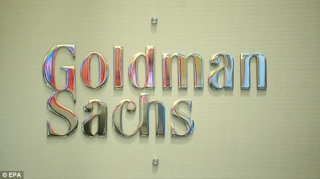 Big plans: Goldman is as