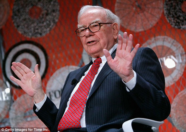 Warren Buffett has used a small portion of his company's massive cash stack to buy back shares in Berkshire Hathaway, the first major new investment in his fund in nearly three years.