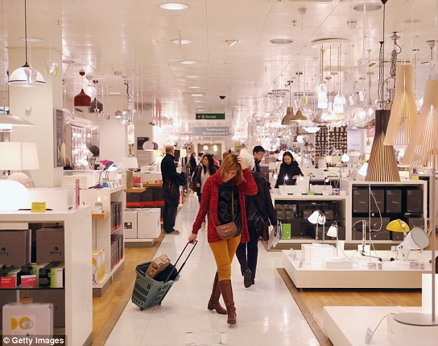 Crucial Times: Retailers in the country are getting ready for the crucial times of Black Friday and Christmas