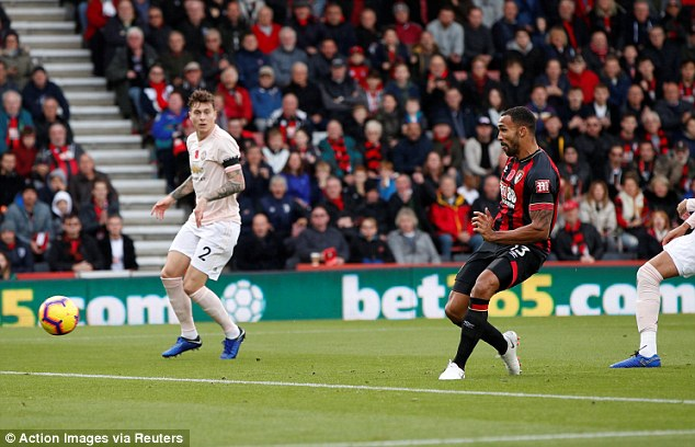 English striker Wilson has found the net seven times in 13 appearances so far this term
