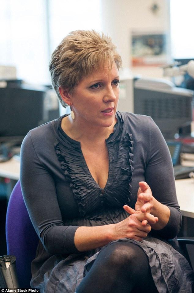 Die Moderatorin entschied im Juni nach einem langen, erbitterten Kampf mit der BBC ihren Fall gleicher Bezahlung