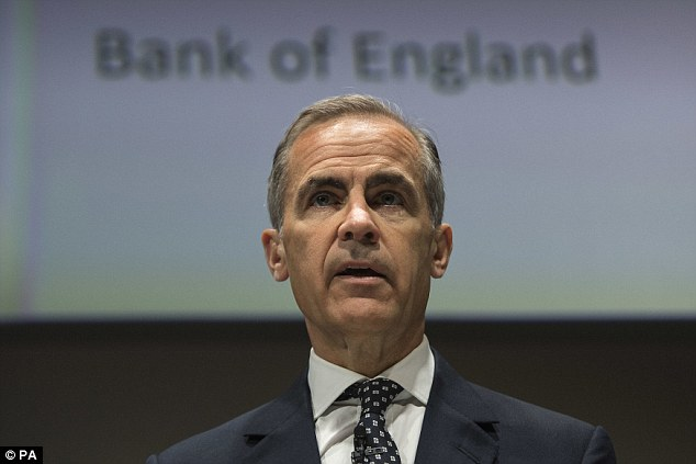 Brexit: Mark Carney will present its views to the Commons Treasury committee on Thursday