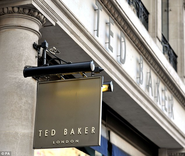Ted Baker, founded in 1988 in Glasglow, has 532 stores worldwide and is still expanding