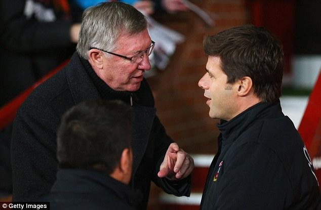 Pochettino revealed his admiration for legendary former United boss Sir Alex Ferguson