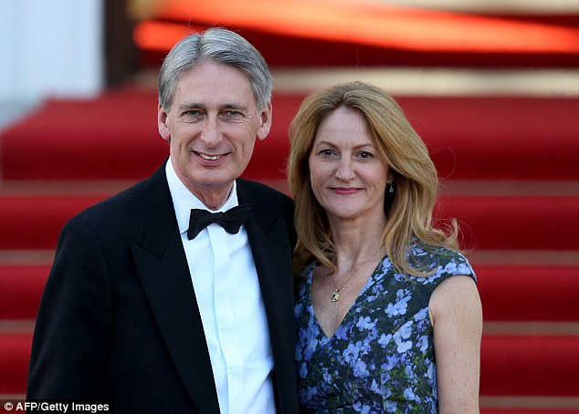 Between 2003 and 2010, Hammond and his wife Susan received dividends worth £ 3.75million from Castlemead