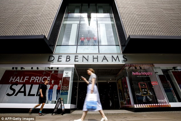 Key time: Debenhams needs to renegotiate leases and debts as part of a restructuring