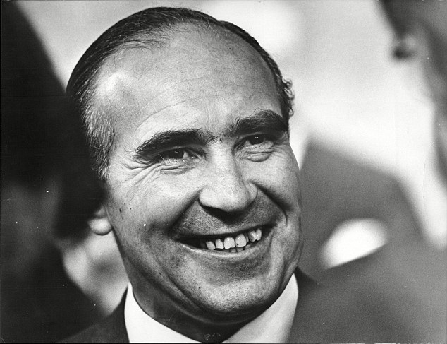 Sir Alf Ramsey is the national treasure who masterminded the team who won the 1966 trophy