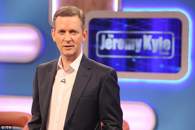 The Jeremy Kyle Show has been pulled off air by ITV and suspended indefinitely (file image)