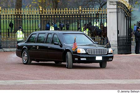 All the Presidents motors  Daily Mail Online