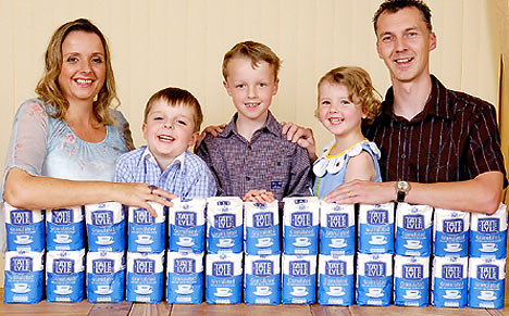 How one household kicked the sugar habit   Daily Mail Online