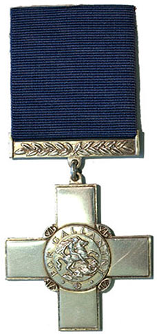 The ultimate tribute Iraqhero Hall nominated for George Cross medal  Daily Mail Online