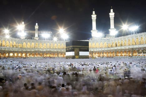 is kaaba an ancient hindu shiva temple confiscated by