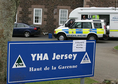 Haut de la Garenne children's home in Jersey