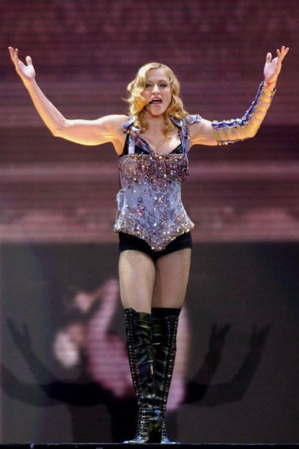Madonna I hate my big fat thighs  Daily Mail Online