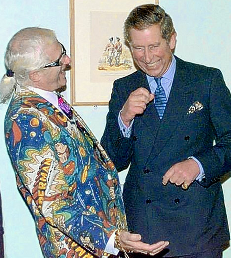 Resultado de imagen para margaret thatcher jimmy savile christmas