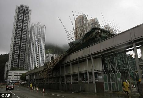 Deadly typhoon sweeps towards Hong Kong as hope fades of