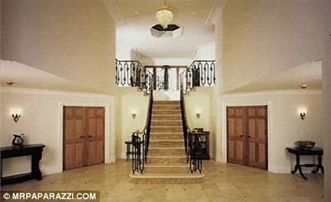 Pictured Inside Jordan and Peter Andres new 25m Surrey mansion  Daily Mail Online
