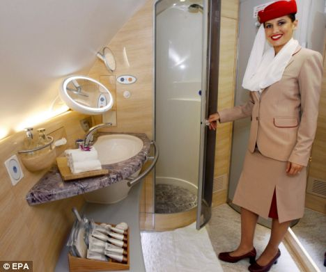 JKS Dream Destination  First class on Emirates Airlines
