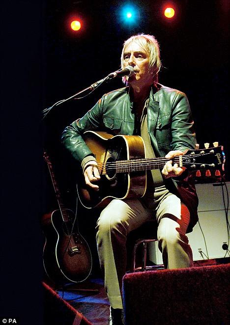 The Modfather: Paul Weller