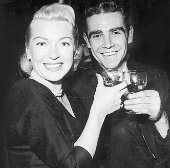 Image result for lana turner and sean connery