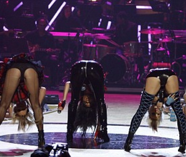 Enlarge Bottoms Up Nicole Scherzinger Center And The Pussycat Dolls