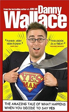 Image result for Yes Man Book