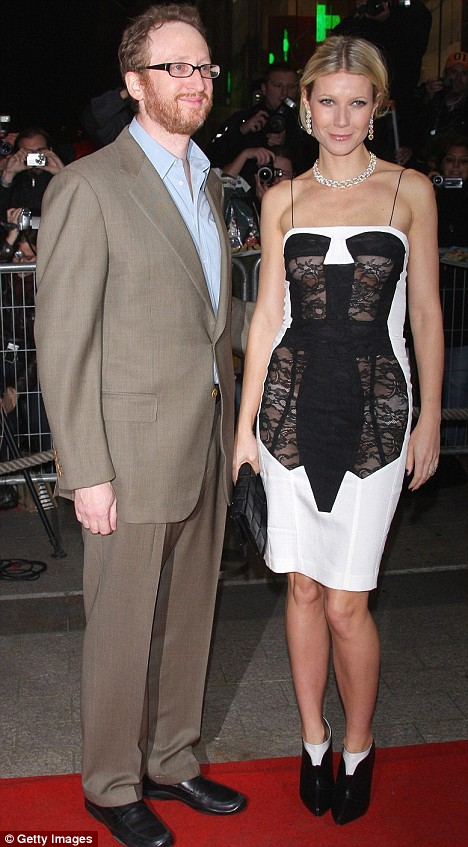 Gwyneth Paltrow and director James Gray