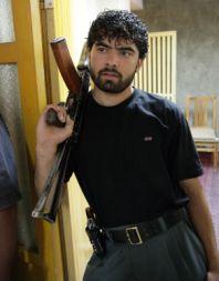 One of Gen Paktiawal's personally chosen bodyguards